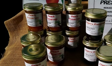 fruit preserves from Natural Choice