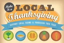 Make it a Local Thanksgiving!