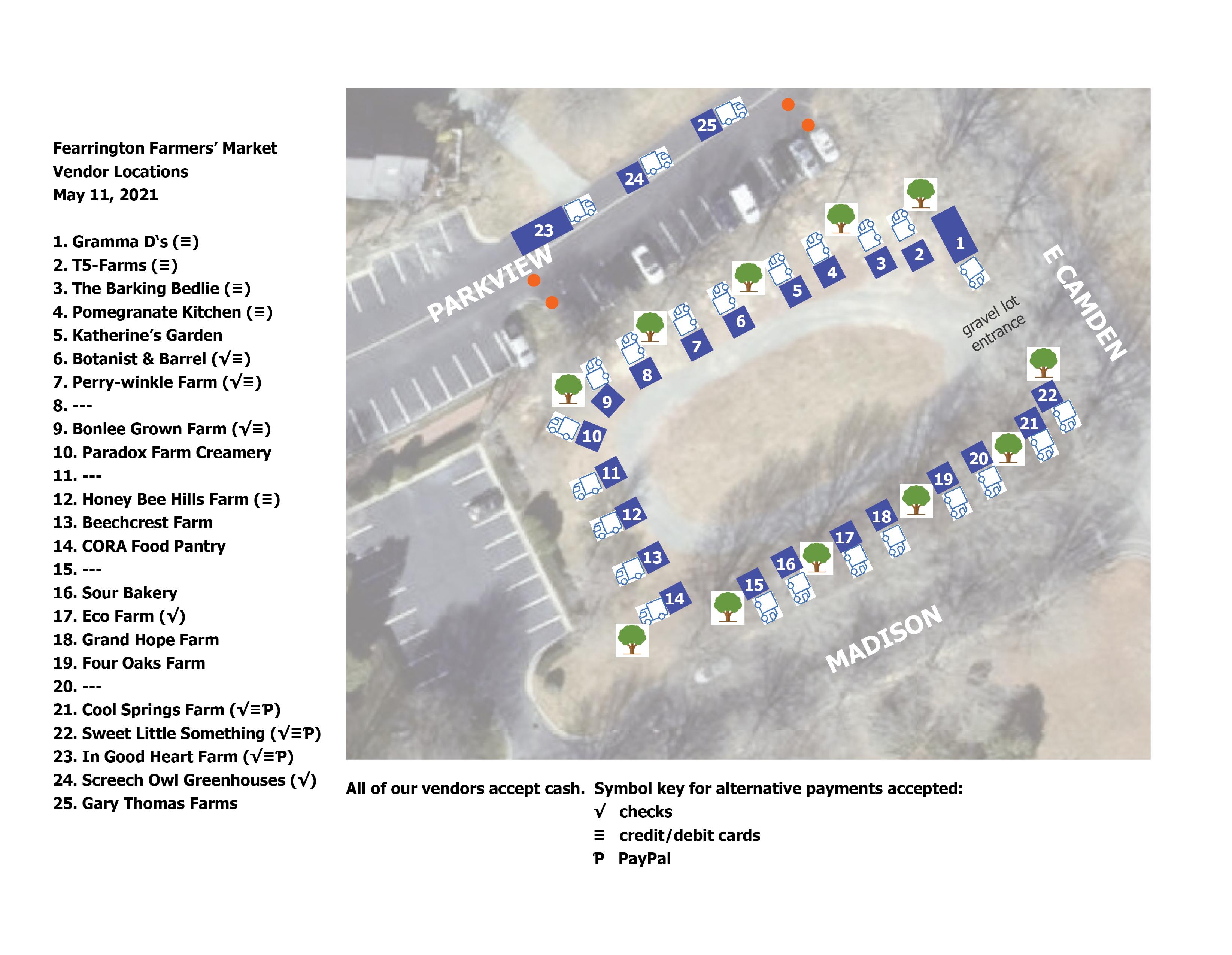ffm vendor map 051121